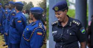 How Kenya's New Police Uniform Compares With Other East African Nations' Police Uniforms
