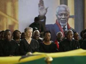 We'll Remember Kofi Annan With Deep Respect - Family