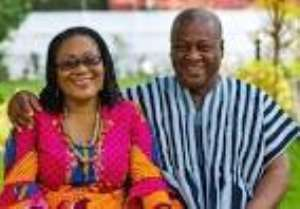 Nepotism: John Mahama's wife receives $82,000 as per diem - Abronye DC alleges