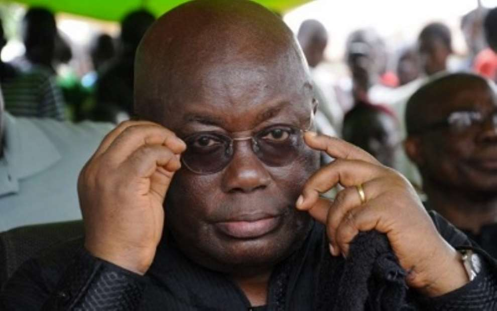 Akufo-Addo console Bawumia over his mother's death