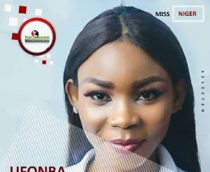 Miss Ambassador For Peace Contestant goes naked (photos)