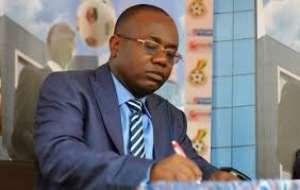 Kwesi Nyantakyi Excludes U-17 Physical Trainer From Contingents to UAE