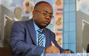 Kwesi Nyantakyi Excludes U-17 Physical Trainer From Contingents to UAE
