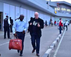 Brett King Arrives Lagos For #InterswitchConnect