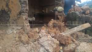 Collapsed Wall Kills 10-Year-Old Girl