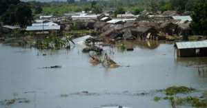 Northern Region Floods Kill 5; Destroy 1,105 Acres Of Land