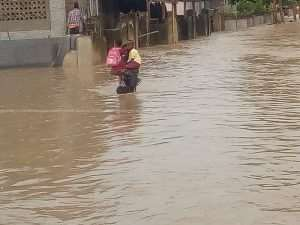 E/R Minister Meets Stakeholders Over Koforidua Floods