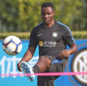 Kwadwo Asamoah Prepared To Challenge Cristiano Ronaldo's Juventus For Serie A Title