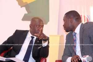 Oppong Nkrumah Defends Gov't Business Model With China