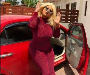 Checkout Curvy Photos of Ghanaian Actress, Ella Mensah