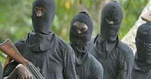 Kasoa Police Arrest 5 Gold Robbers