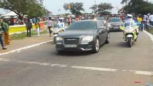 Man Who Attempted Suicide Using Nana Addo's Convoy Get Bail