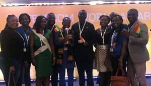 Ghana's Talamus Health wins Most Scalable Solution Accolade
