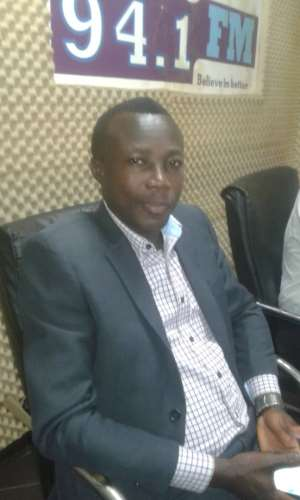 Asante Kotoko Scribe Sarfo Duku Under Fire Over Fabin's Salary Disclosure