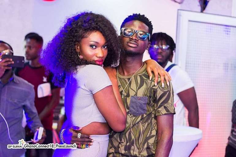 Present at the launch were some of the acts from Ghana including Kuami Eugene, Wendy Shay and her manager, Bullet, and others.