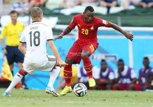 Kwadwo Asamoah Target 2019 AFCON Ultimate