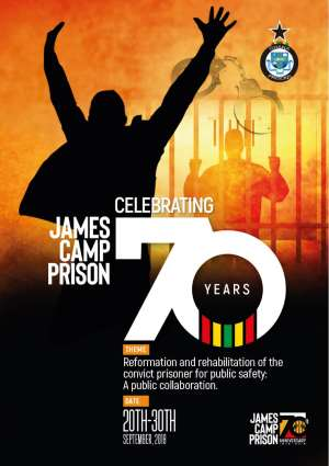 James Camp Prison Rolls Out Activities For 70th Anniversary Celebration