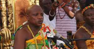 Togbe Afede Tells Gov't To Maintain Constitutional Lines In Creation Of New Regions