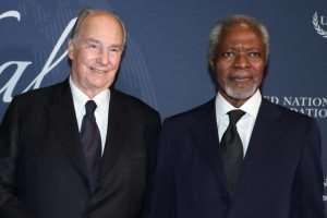 Kofi Annan Fought For Peace And Respect