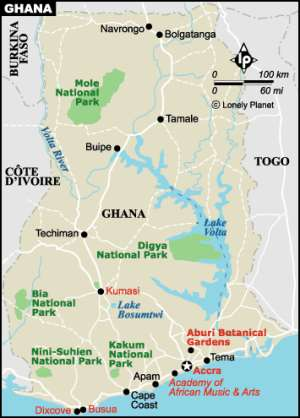 Tourism in Ghana