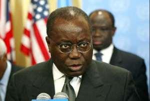 Critics of Govt's silence over Togo ill-informed