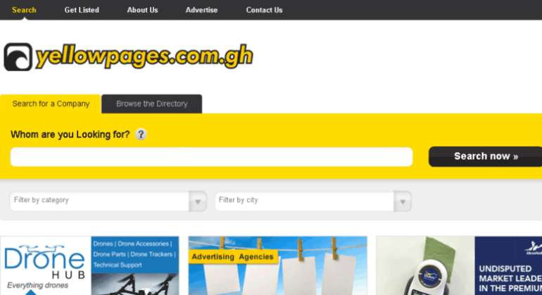 9192017113725 yellowpages.com .gh