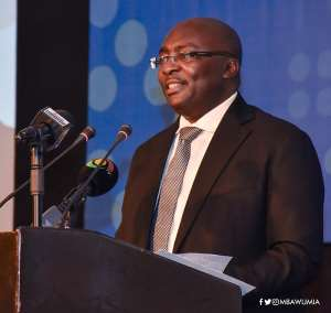 Vice President Bawumia At The 2017 State-Owned Enterprises (SOE) Policy And Governance Forum