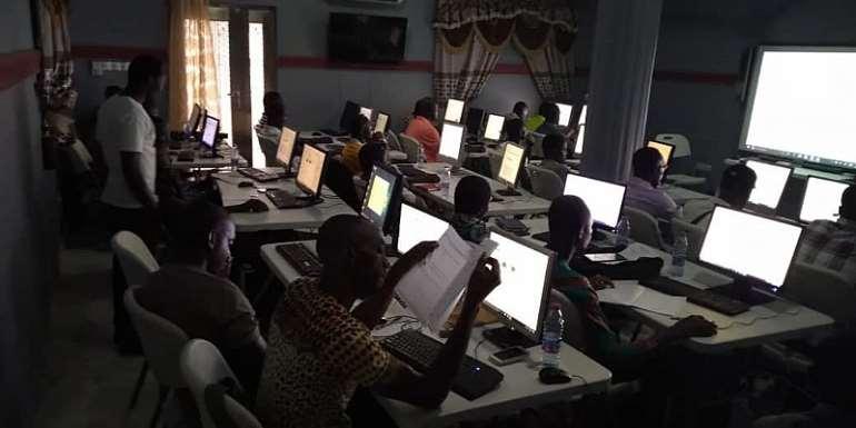 Photo: Teacher training in Eastern Region