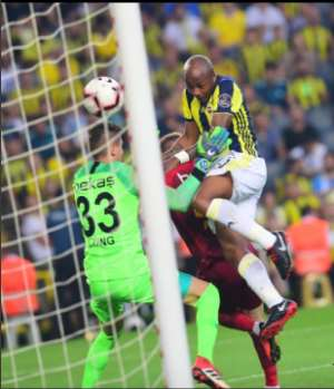 Andre Ayew Urges Teammates To Work Hard After Shocking Home Defeat To Kayserispor