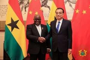 Ghana, China Seal Partnership For Development