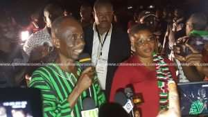 NPP Should Prepare To Hand Over Power--General Mosquito