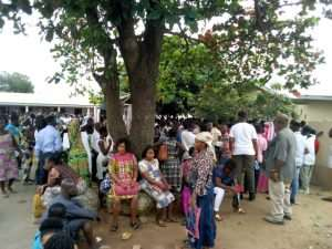 School Placements: Parents Besiege GES Complaints Centre