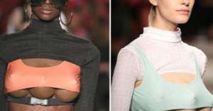Meet The Models With Three Breasts Walk The Runway At Milan Fashion Week