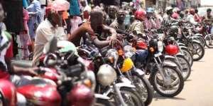 Okada Riders Angry With Police