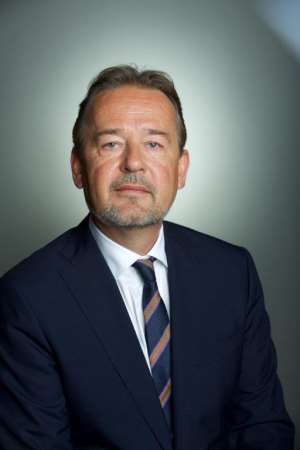 German Ambassador to Ghana, H.E. Christoph Retzlaff