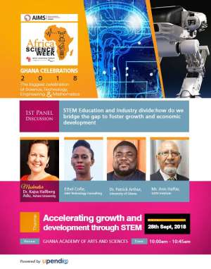 All Set For 2018 STEM Conference: Meet The Panelists