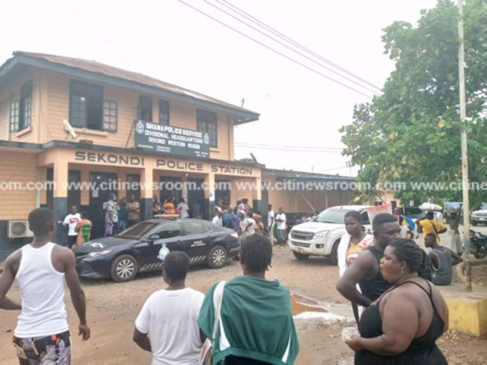 W/R: Adiembra residents save 17-year-old student from kidnappers at Sekondi