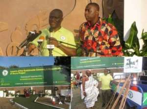 AMA Intensifies Campaign To Green Accra