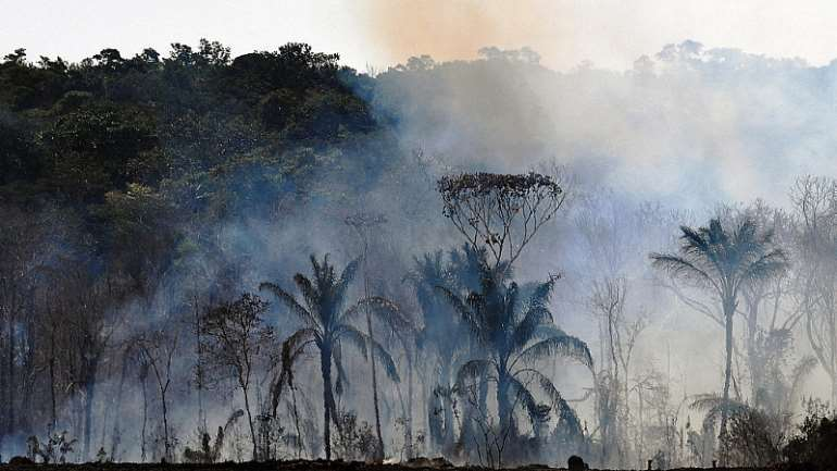AFP - CARL DE SOUZA