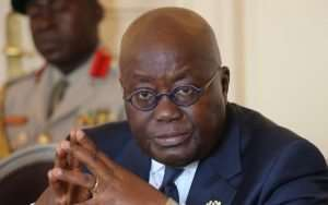 China Gov't Against Its Nationals In Galamsey – Akufo-Addo
