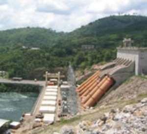 The Akosombo Dam