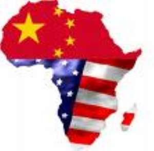 Is the United States of America worried over China's influence in Africa?