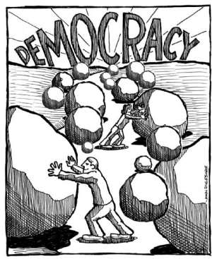 The Cradle of Ghanaian Democracy