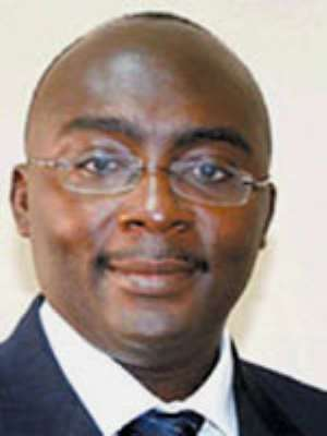 WHEN IS DR. BAWUMIA FINALLY GOING TO REMOVE HIS BLINKERS, ONE WONDERS?