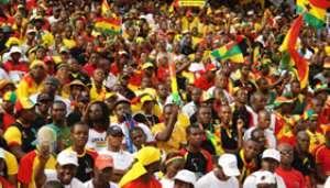 Ghana 2008 LOC commends volunteers