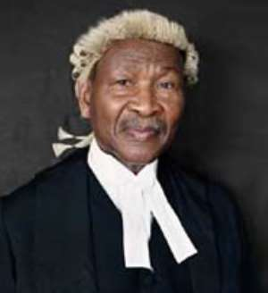 Sam Okudzeto to install Akufo-Addo as Ghana's President?