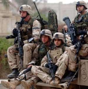 US MILITARY BASE IN GHANA