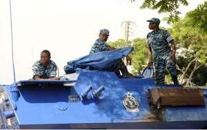 NPP Germany Declares 'Ghana Is Safe'