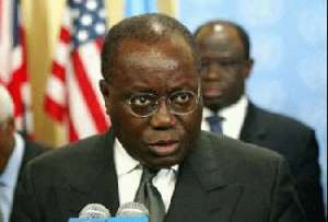Akufo Addo Must Come Out Clear On USAfricom NOW!