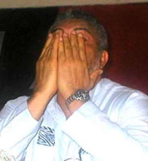 Why His Excellency Ex-President Rawlings won't shed tears for defeated Nketia et al.